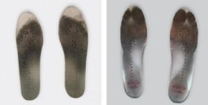footprint-on-sole
